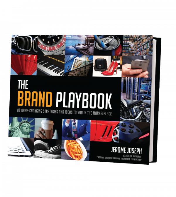 The Brand Playbook- 88 Game-changing Strategies and Ideas to Win in the Marketplace - The Brand Theatre