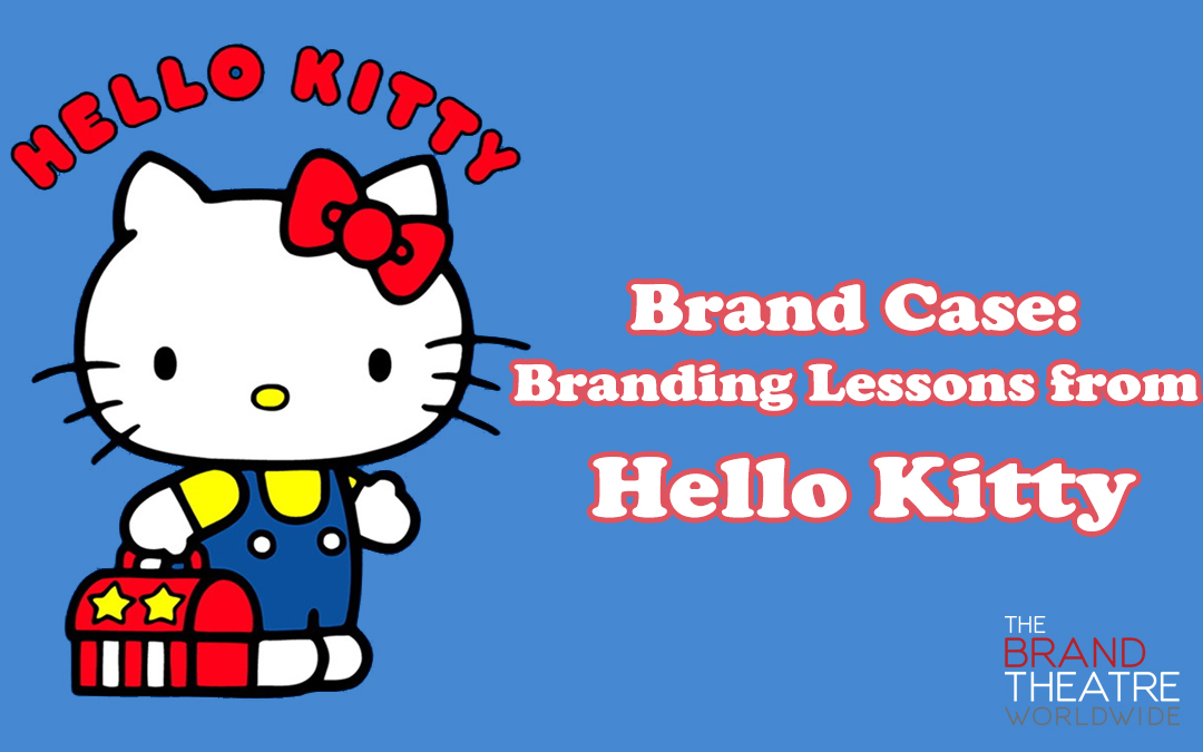 Brand Case: Branding Lessons from Hello Kitty